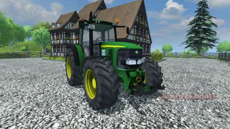 John Deere 6920 para Farming Simulator 2013