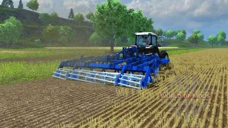 Cultivador De Escarcha Grubber para Farming Simulator 2013