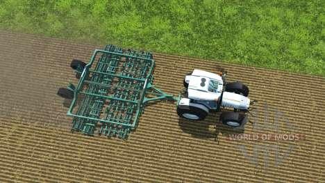 El PAC cultivador - 6 Cardenal para Farming Simulator 2013