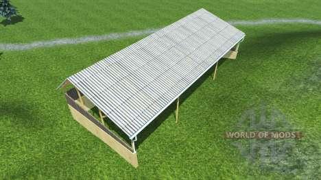 Publicado pabellones para Farming Simulator 2013