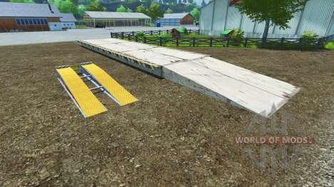 Zona de carga para Farming Simulator 2013