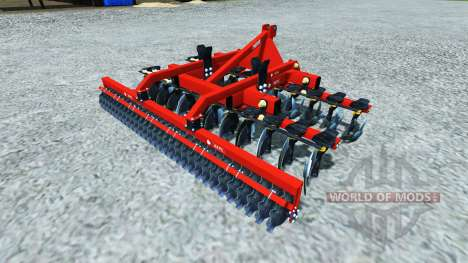 Cultivador Akpil Tygrys v2.0 para Farming Simulator 2013