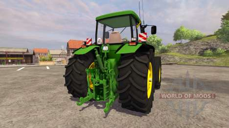 John Deere 7710 v2.1 para Farming Simulator 2013