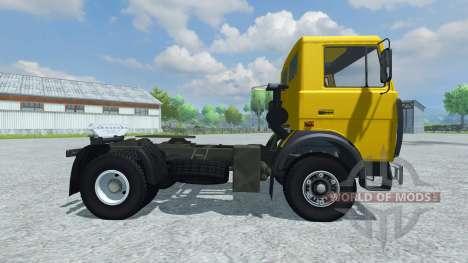 MAZ-54331 para Farming Simulator 2013