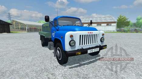 GAZ-53 Mantenimiento para Farming Simulator 2013