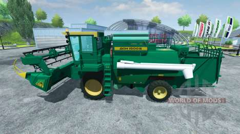 No-1500B para Farming Simulator 2013