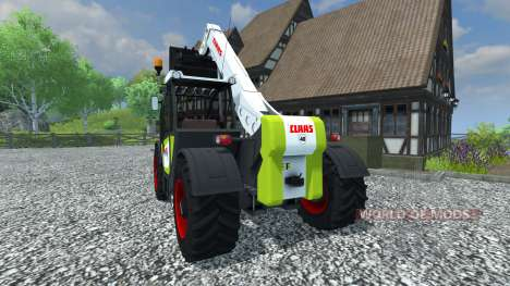 Carretilla elevadora CLAAS Escorpión 7040 VariPo para Farming Simulator 2013