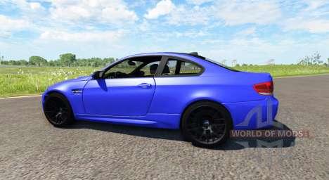 BMW M3 E92 2008 para BeamNG Drive