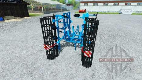 Cultivador De Lemken Gigant 1821 para Farming Simulator 2013