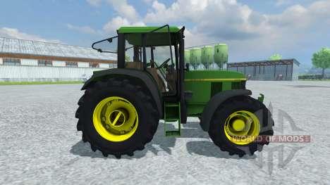 John Deere 6610 para Farming Simulator 2013