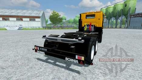 Scania R380B para Farming Simulator 2013