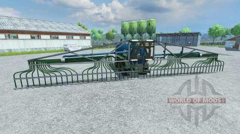 Trailer Garantptr 25000 Profi para Farming Simulator 2013