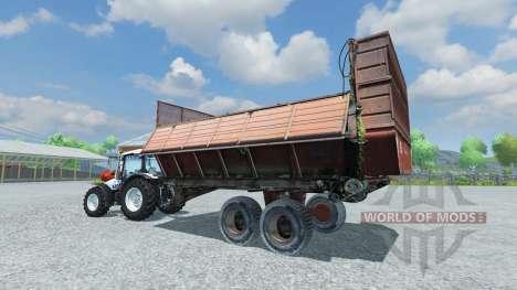 Trailer de la PIM-40 para Farming Simulator 2013
