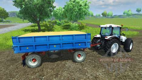 Trailer FORTSCHRITT HW 80.11 para Farming Simulator 2013