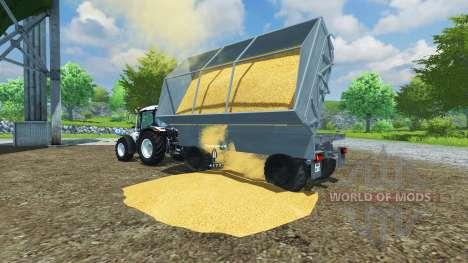 Trailer Fortschritt HW60 v2.0 para Farming Simulator 2013