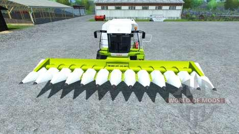 Cosechadora CLAAS Conspeed para Farming Simulator 2013