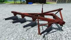 El arado PLN-4-35
