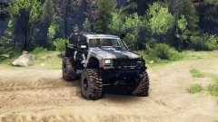 Jeep Cherokee XJ v1.3 Camo