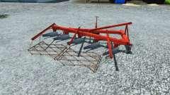 El arado PLN-5-35