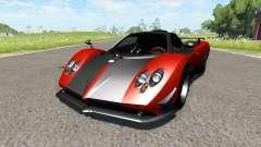 Pagani Zonda Cinque Roadster 2009