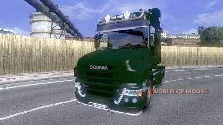 Scania T500 Mark 2 fully colorable para Euro Truck Simulator 2