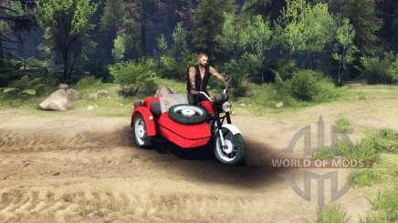 IZH Planeta-5 para Spin Tires