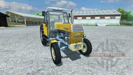 URSUS 1201 v2.0 Yellow para Farming Simulator 2013