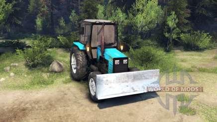 MTZ-1221 Bielorrusia v2.0 para Spin Tires