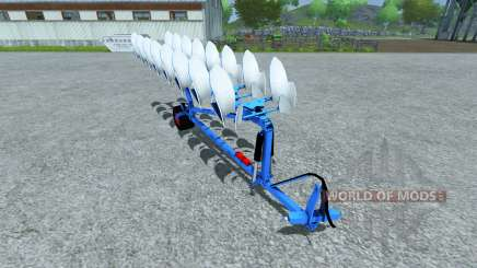 Плуг Lemken EuroDiamant para Farming Simulator 2013
