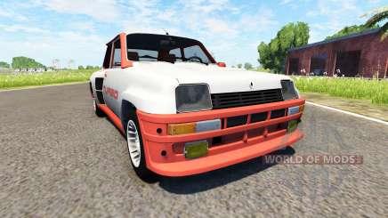 Renault 5 Turbo para BeamNG Drive