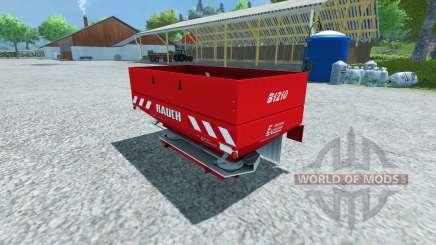 Rauch Axera B1210 v2.0 para Farming Simulator 2013