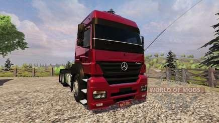 Mercedes-Benz Axor para Farming Simulator 2013