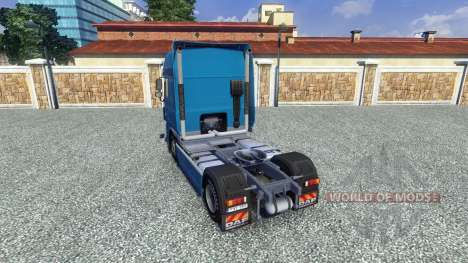 Alto tubo de escape para Euro Truck Simulator 2