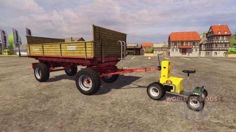 Tarjetas para Farming Simulator 2013