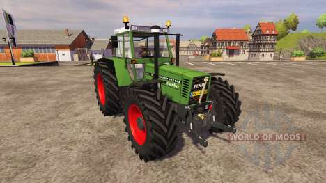 Fendt Favorit 615 LSA 1991 para Farming Simulator 2013