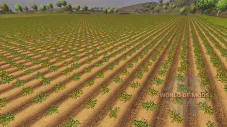 Desactivación de disminución de cosechas para Farming Simulator 2013