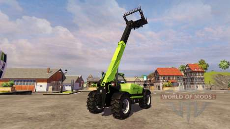 Cargador de Deutz-Fahr Agrovector 30.7 para Farming Simulator 2013