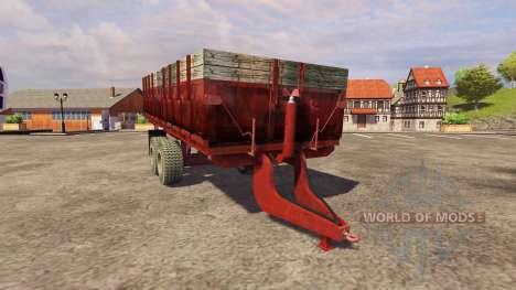 Trailer de la STP-9 de 1990 para Farming Simulator 2013