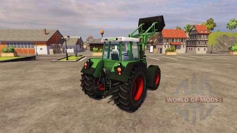 Fendt 716 Vario FL 2006 para Farming Simulator 2013