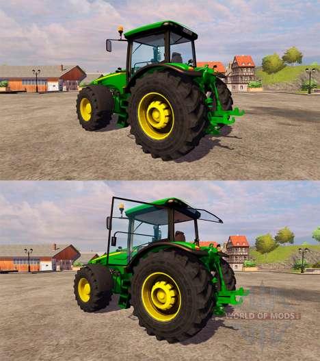 John Deere 8360R 2011 v1.5 Final para Farming Simulator 2013