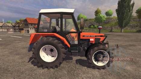 Zetor 7245 1986 para Farming Simulator 2013