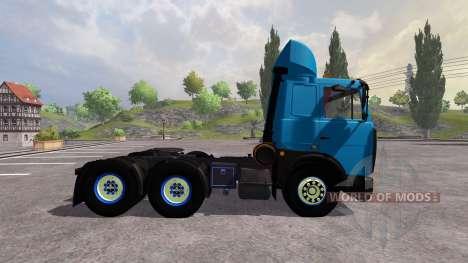 MAZ-6422 v2.0 para Farming Simulator 2013