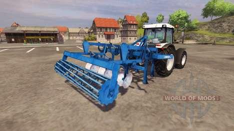 Cultivador de Lemken Smaragd 7-300 1991 v2.2 para Farming Simulator 2013