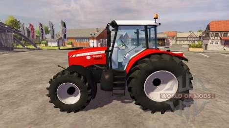 Massey Ferguson 6465 2006 para Farming Simulator 2013