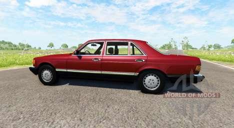 Mercedes-Benz W126 para BeamNG Drive