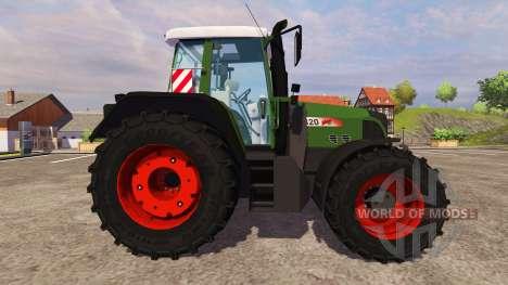 Fendt 820 Vario TMS v2.1 para Farming Simulator 2013