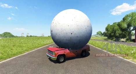 Un cuenco de piedra para BeamNG Drive