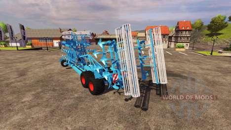 Cultivador De Lemken Gigant 1400 para Farming Simulator 2013