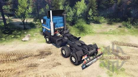 MAZ-642205 v2.1 para Spin Tires