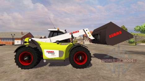 Excavación de la cubeta CLAAS Escorpión Hoja para Farming Simulator 2013